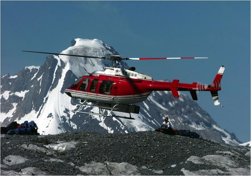 407 Rescue Peak